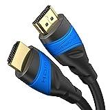 KabelDirekt – 1 m – 4K HDMI-Kabel (4K@120Hz & 4K@60Hz – spektakuläres Ultra-HD-Erlebnis –...