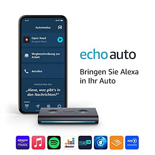 Echo Auto - Musik, Hörspiele, Nachrichten von Amazon im Auto