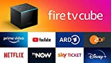 Fire TV Cube│Hands-free mit Alexa, 4K Ultra HD-Streaming-Mediaplayer*