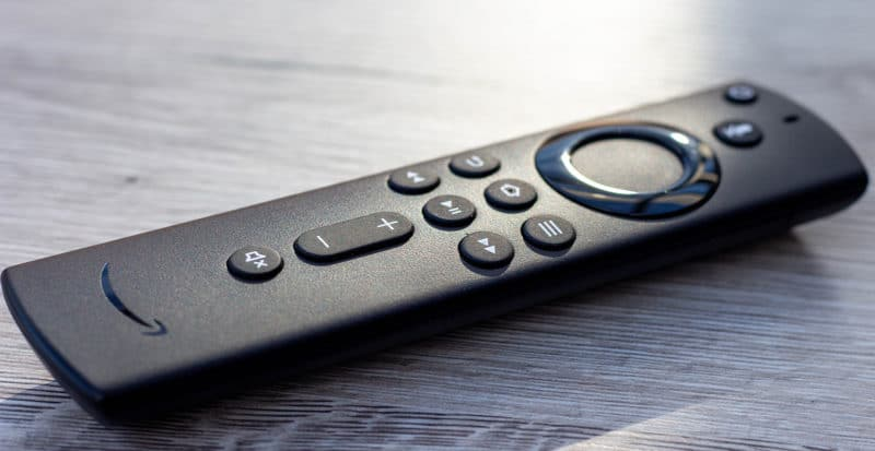 Amazon Fire TV Stick Fernbedienung