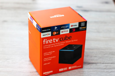 Amazon Fire TV Cube - Review