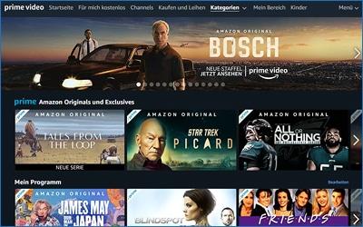 Meine Top 10 Lieblingsserien auf Amazon Prime Video