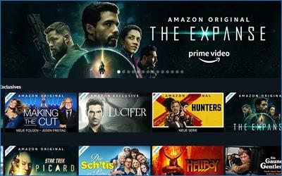 Lohnt sich Amazon Prime Video?