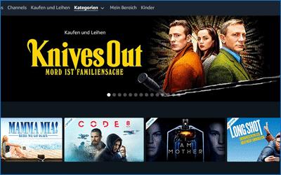 Wie viele Filme gibt es bei Netflix, Amazon, Disney+ und Co.?