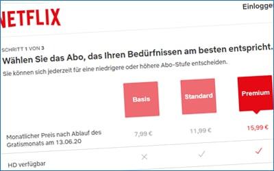 Was kostet Netflix? Die 3 Abo-Modelle und für wen sie ideal sind.