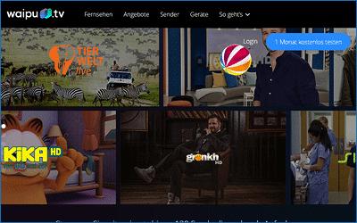 waipu TV – Fernsehen auf dem Fire TV und dem Chromecast