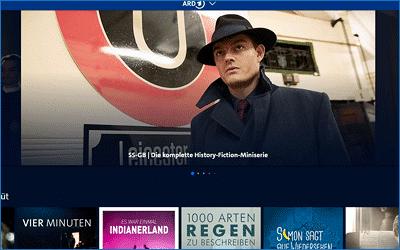 Mediatheken von ARD, ZDF, RTL, SAT 1 und Co. auf dem Fire TV