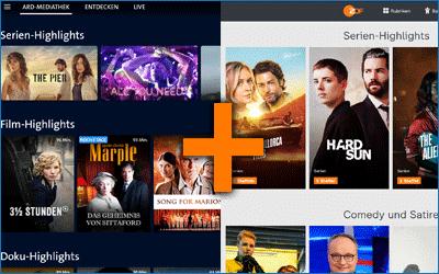Gemeinsame ARD und ZDF Mediathek – Neuer Öffentlich-rechtlicher Streaming-Gigant?